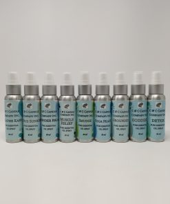 Essential Oil Room & Body Spray